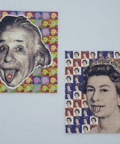 Buy Queen Elizabeth And Albert Einstein Acid Sheets | Queen Elizabeth | Order Queen Elizabeth And Albert Einstein Acid Sheets | Queen Elizabeth And Albert Einstein Acid Sheets Online